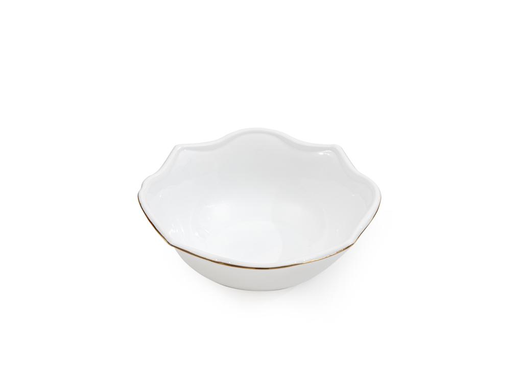 Fiesta Opal Cam Kase 15 Cm Beyaz