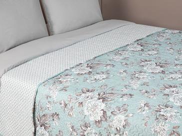 Florence Çift Kişilik Çok Amaçlı Yatak Örtüsü 200x220 Cm Gri