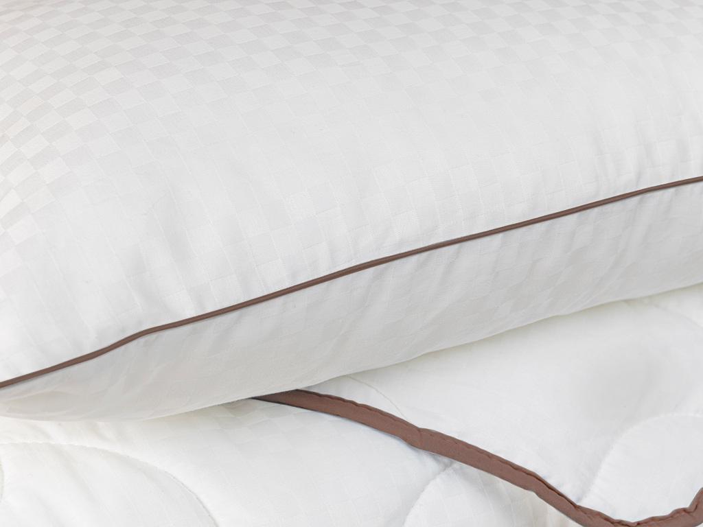 Deluxe Saten Yastık 50x70 Cm Beyaz
