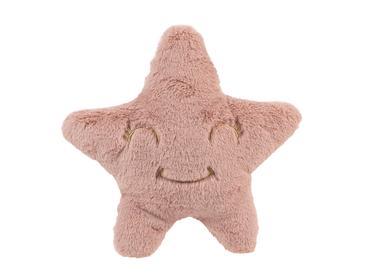 Little Stars Dekoratif Yastık 40x40 Pembe