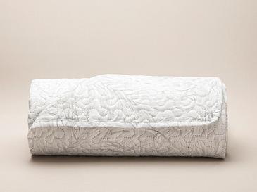 Palm Çift Kişilik Çok Amaçlı Yatak Örtüsü 200x220 Cm Gri
