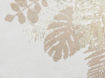 Palmira Banyo Paspası Seti 60x90-40x60 Cm Bej - Krem