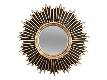 Twist Polyresin Ayna 20x1,8 Cm Gold