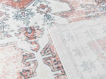 Patricia Dokuma Halı 80x150 Cm Kahverengi