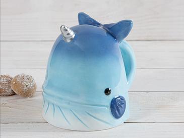 Dolphin Dolomite Kupa 325 Ml Mavi