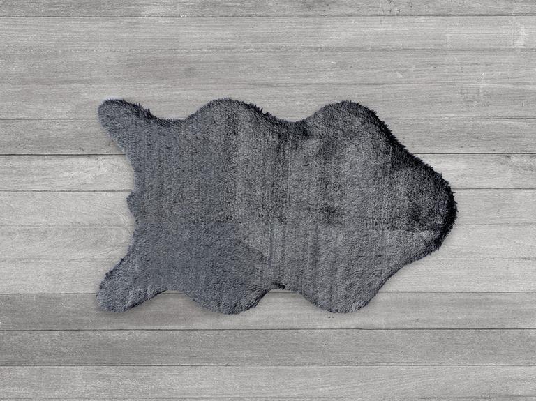 North Akrilik Post 90x150 Cm Siyah