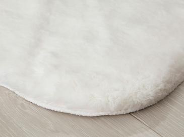Rabbit Polyester Post 60x90 Cm Kırık Beyaz