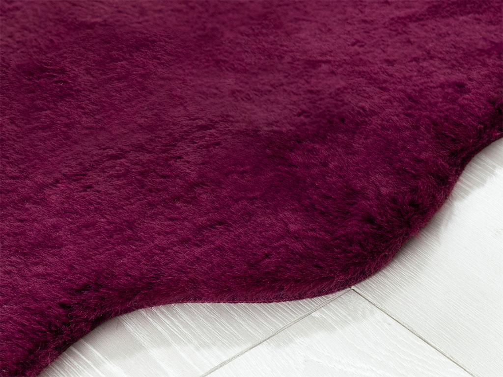 Rabbit Polyester Post 60x90 Cm Mürdüm