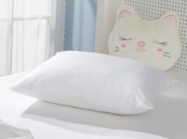 Bedtime Silikonlu Bebe Yastık 35X45 Cm Beyaz