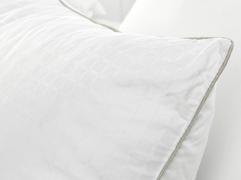 Aura Boncuk Elyaf Yastık 50X70 Cm Gri