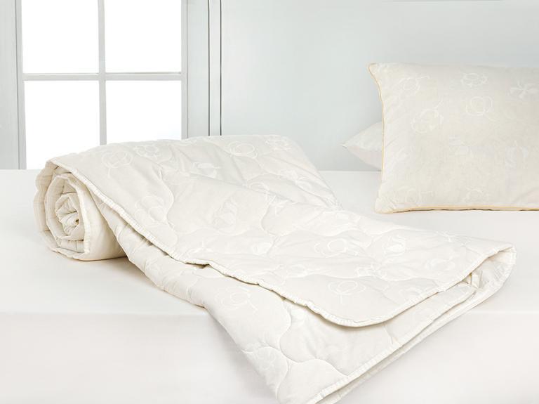 Comfy Pamuk Tek Kişilik Yorgan 155X215 Cm Beyaz