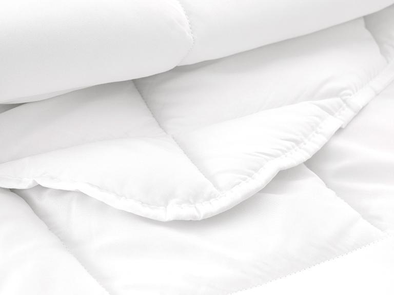 Siesta Mikrofiber Çitf Kişilik Yorgan 195X215 Cm Beyaz