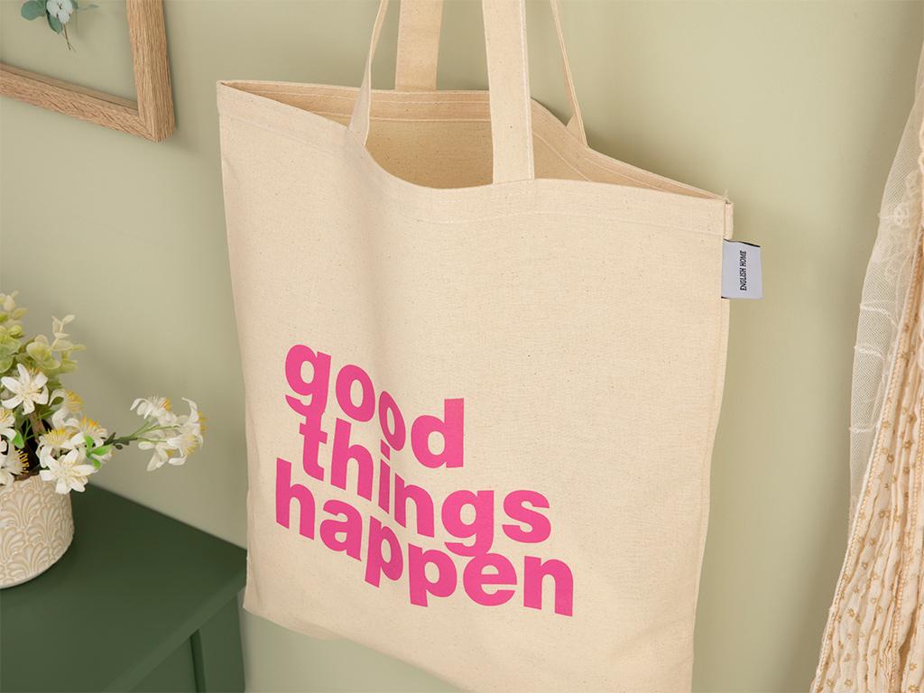 Good Things Çanta 38x44 Cm Bej