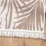 Palm Pamuklu Kilim 120x180 Cm Bej - Beyaz