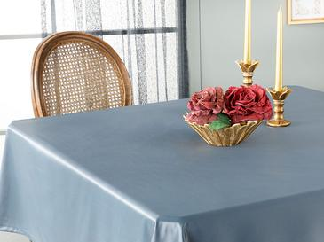 Pure Tekli Masa Örtüsü 150x180 Cm Gri