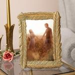 Pretty Romance Polyresin Çerçeve 18,3X23,5X1,8 Cm Altın