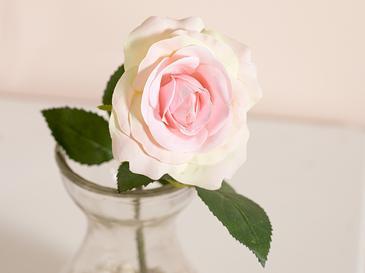 Lilies Kumaş Yapay Çiçek 20 Cm Açık Pembe