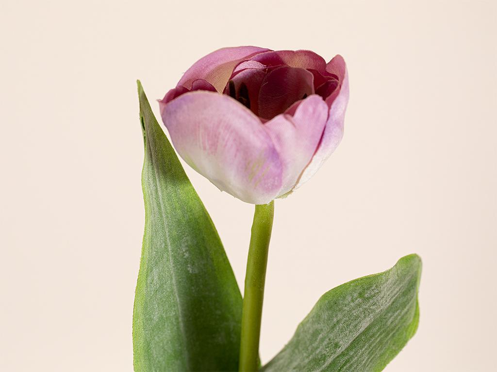 Ragged Orchid Kumaş Yapay Çiçek 39 Cm Pembe