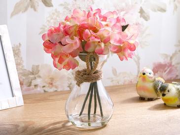 Alya Vazolu Yapay Çiçek 20 Cm Pembe