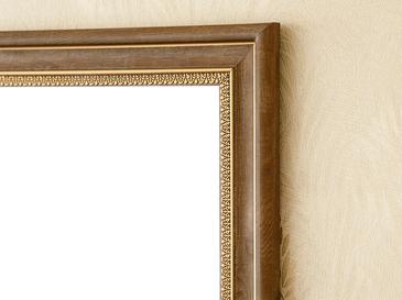 Etnich Ayna 45x55 Cm Kahverengi