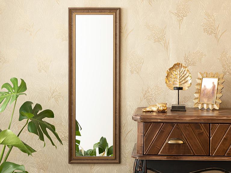 Etnich Ayna 30X90 Cm Kahverengi.