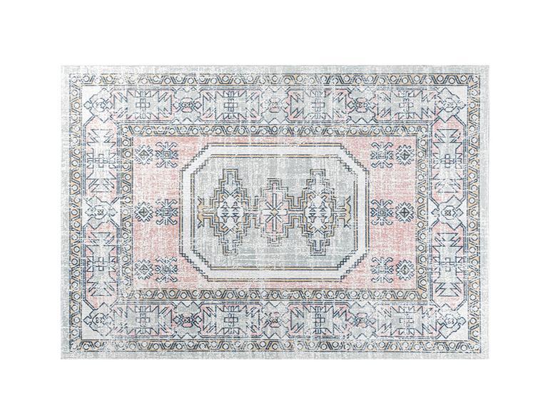 Marla Dokuma Halı 80X150 Cm Somon