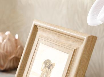 Wooden Çerçeve 10x15 Cm Kahverengi