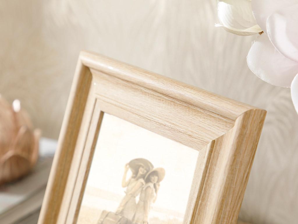 Wooden Çerçeve 13x18 Cm Kahverengi