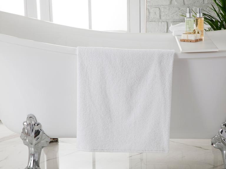 White Collection Banyo Havlusu 90x150 Cm Beyaz