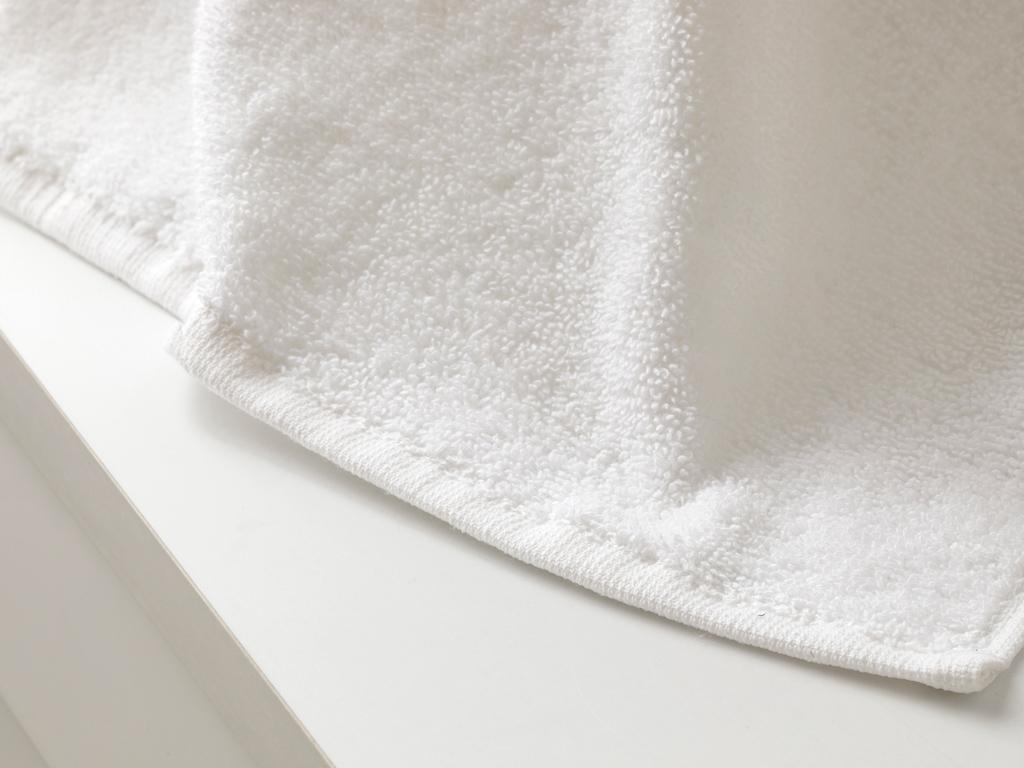 White Collection El Havlusu 30x30 Cm Beyaz