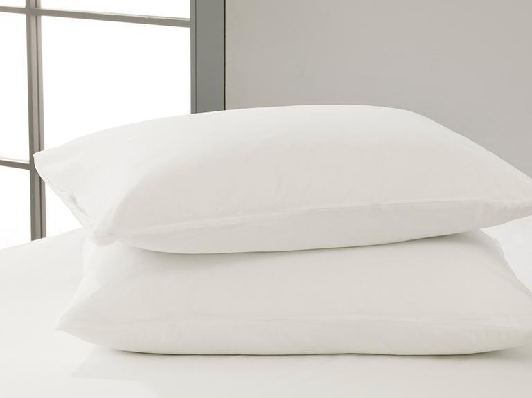 Fresh Touch Su Geçirmez Alez Yastık Kılıfı 50X70 Cm Beyaz