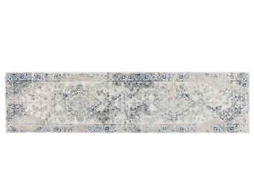 May Dokuma Halı 80x300 Cm Lacivert