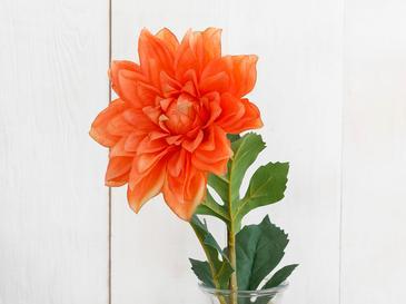 Peony Yapay Çiçek 67 Cm Turuncu