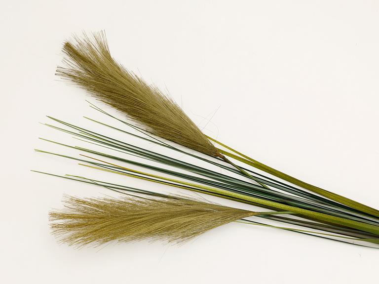Grass Yapay Çiçek 75 Cm Yeşil