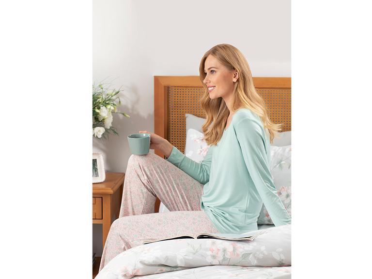 Urban Liberty Viskon Bayan Pijama Takımı L Pembe