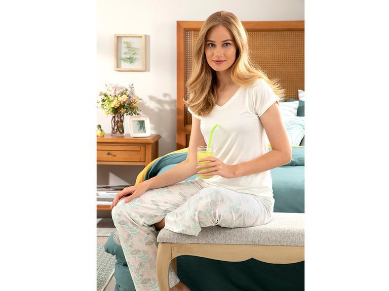 Victoria Viskon Bayan Pijama Takımı M Pembe
