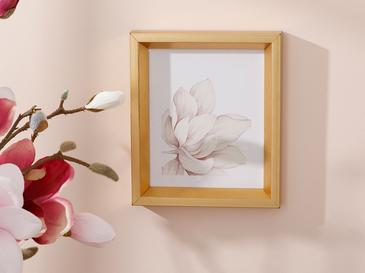 Classy Magnolia Duvar Aksesuarı 18x20 cm Pudra