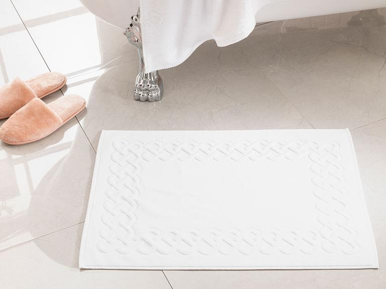 Pure Basic Ayak Havlusu 50X70 Cm Beyaz