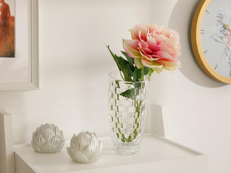 Amaranthus Kumaş Tek Dal Yapay Çiçek 48 Cm Açık Pembe