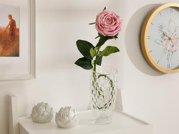 Adverse Kumaş Tek Dal Yapay Çiçek 62 Cm Lila