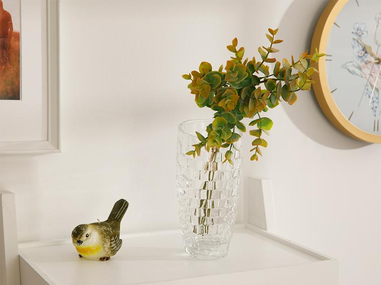 Honewort Kumaş Tek Dal Yapay Çiçek 36 Cm Yeşil