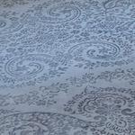 Velvet Klasik Kadife Halı 200x290 Gri