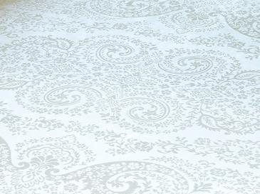 Velvet Klasik Kadife Halı 80x250 Ekru