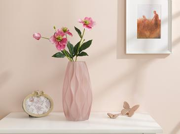 Rose Spray Yapay Çiçek 72 Cm Pembe