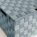 Shine Polipropilen Saklama Kutusu 34x22x17,5 Cm Açık Mavi