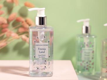 Freesia Land Sıvı Sabun 300 Ml Lila