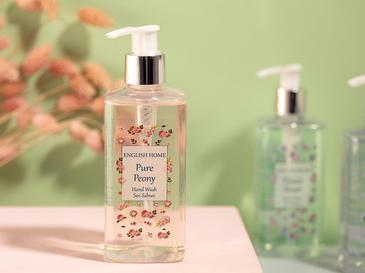Pure Peony Sıvı Sabun 300 Ml Somon