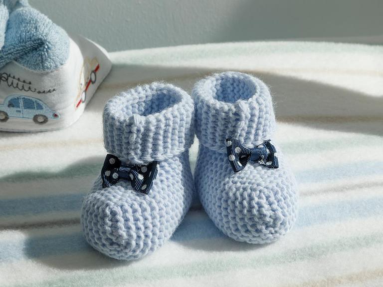Soft Bebe Çorap 6-12 Ay Açık Mavi