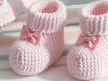 Soft Bebe Çorap 6-12 Ay Pudra Pembesi