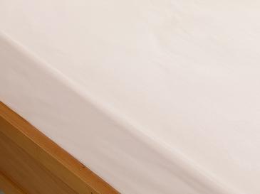 Düz 2 Pamuklu King Size Lastikli Çarşaf 200X200 Cm Pembe